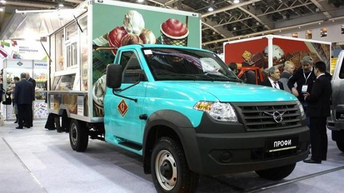 УАЗ начал производство двух новых спецверсий коммерческой модели «Профи»