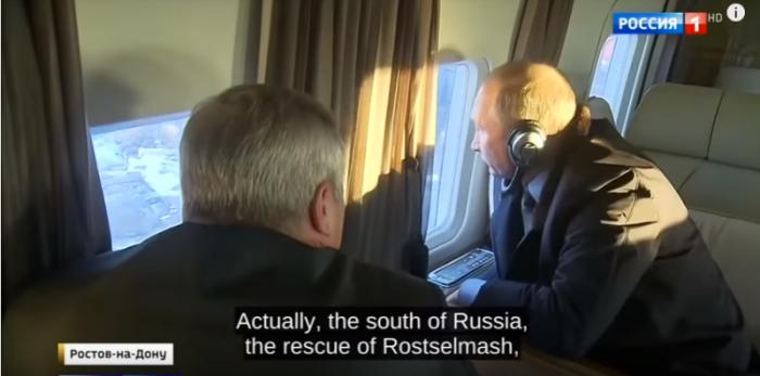 Иностранцы о Путине: «он отвечает за 3/4 земли и отлично справляется с этим!»