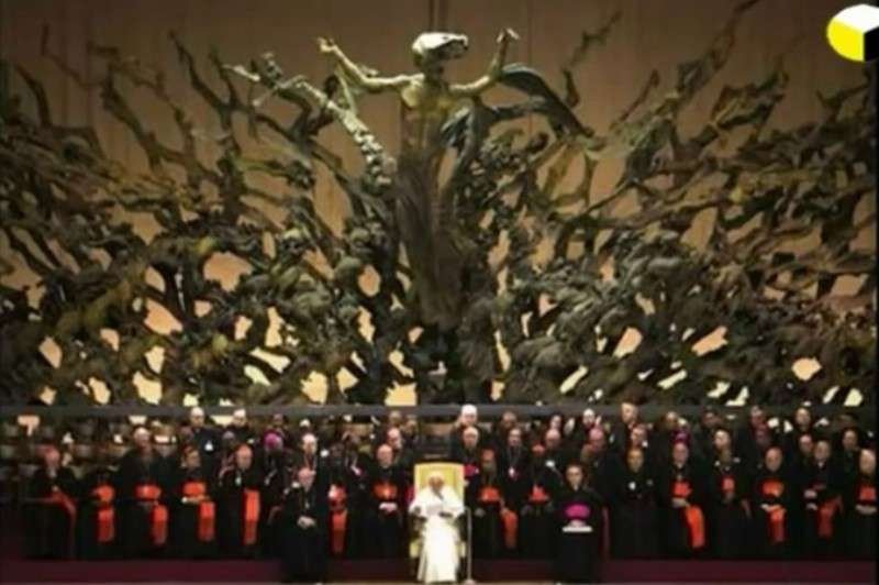 Содом и Гоморра сатанинского Ватикана в фильме «Спрут» Галины Царёвой