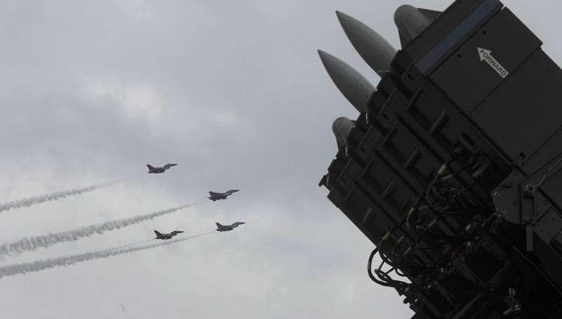 ПВО Сирии подбили несколько самолетов ВВС террористического Израиля