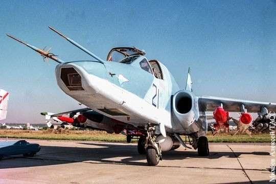 Гибель майора Филипова заставляет МО РФ переосмысливать применение Су-25