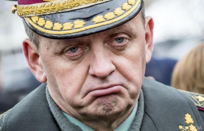 Главнокомандующий ВСУ Виктор Муженко рассказал о подготовке к штурму Донбасса