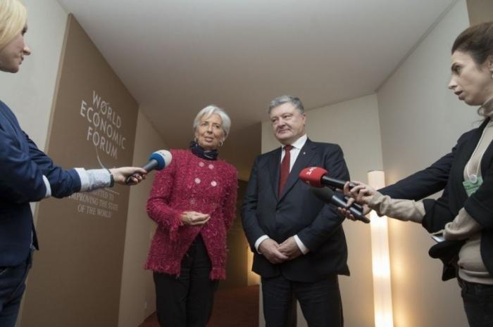 Украина стала мировым лидером по долгам перед МВФ