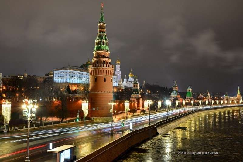 Москва ночная. То, что стоит обязательно увидеть