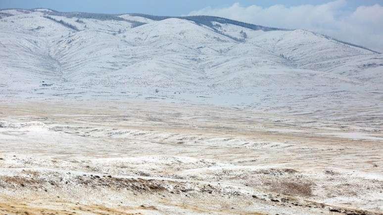 Швейцарский археолог обнаружил в Сибири древнейший скифский курган