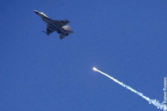 Террористический Израиль внезапно атаковал Сирию после вторжения дрона. Подробности