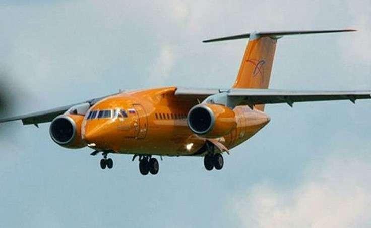В Сети появилась информация о странном поведении Ан-148 перед крушением