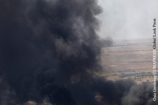Сирия: информация об огромных потерях русских ЧВК под ударом США в Сирии