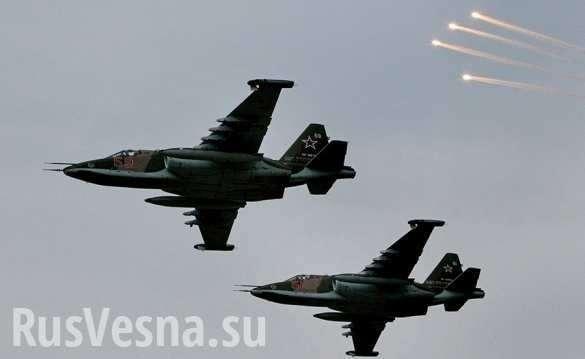 Су-25 из ПЗРК больше не собьют. Модернизация ВКС России | Русская весна