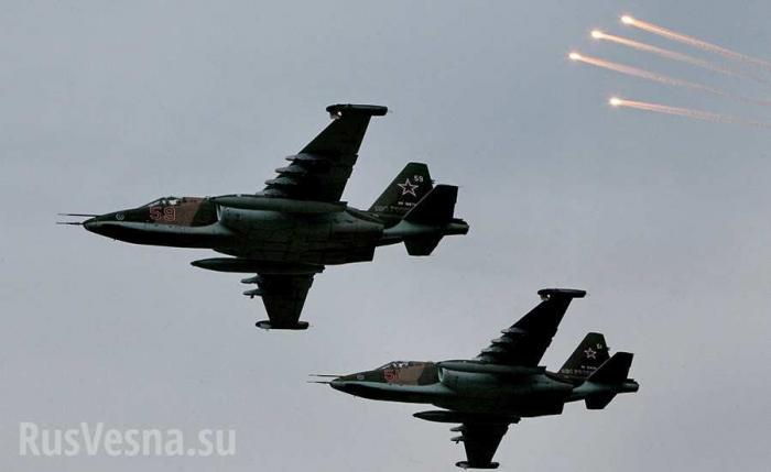 Су-25 из ПЗРК больше не собьют. Модернизация ВКС России