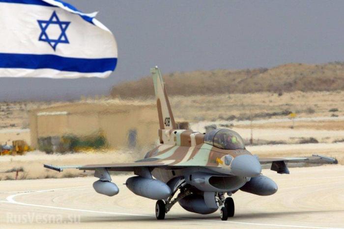 Сирия: предвыборная война, или Конец безнаказанности террористического Израиля
