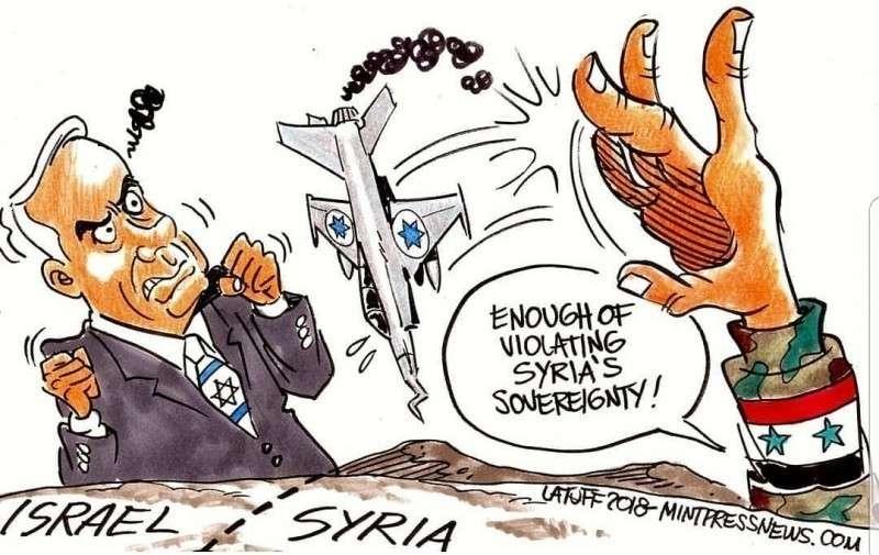 Падение израильского F-16 меняет правила игры