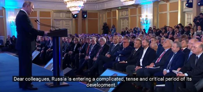 Американец: если бы Путин возглавил Германию, то немцы впервые в истории познали бы удачу