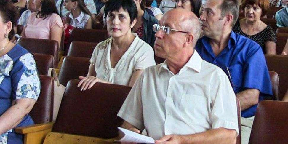 Ростовский учитель Виктор Макаренко отказался давать интервью русофобам из «Радио Свобода»