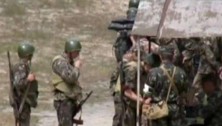 Каратели из батальона «Черкассы» отказались быть безоружными мишенями
