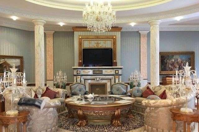 Министр образования Дагестана Шахабас Шахов и его «скромный домик» (18 фото)