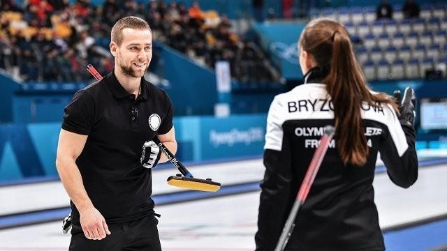 Российские керлингисты впервые завоевали бронзовые медали Олимпийских игр
