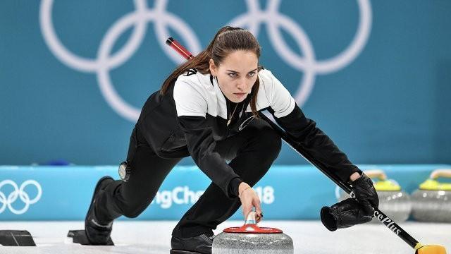 Русские керлингисты завоевали первую в истории олимпийскую медаль
