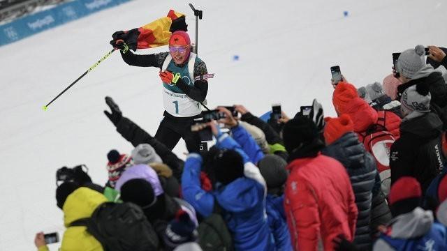 Биатлонисты из Германии и Франции, с помощью допинга ставят рекорды на Олимпиаде