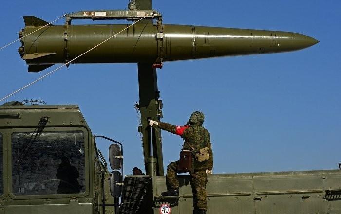Ракетный комплекс «Искандер М». Необоримый ядерный аргумент России
