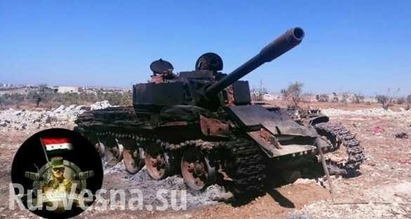 ВКС России и «Тигры» устроили ад: трупами и сожженной техникой завалены Хама и Идлиб