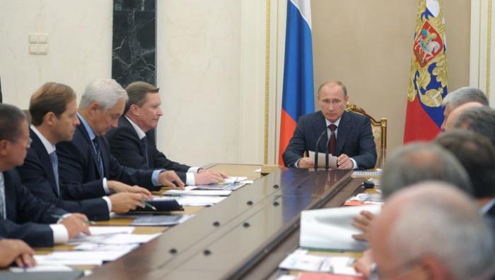 Москва готовится к военным вызовам Запада
