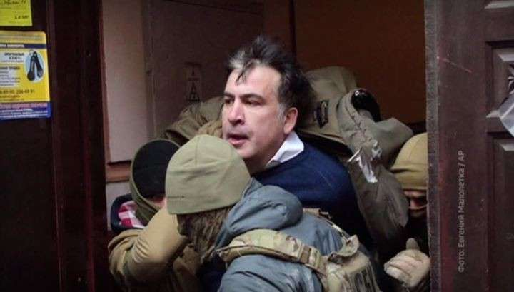 Выдворенный клоун Саакашвили готовит план по триумфальному возвращению на «родину»