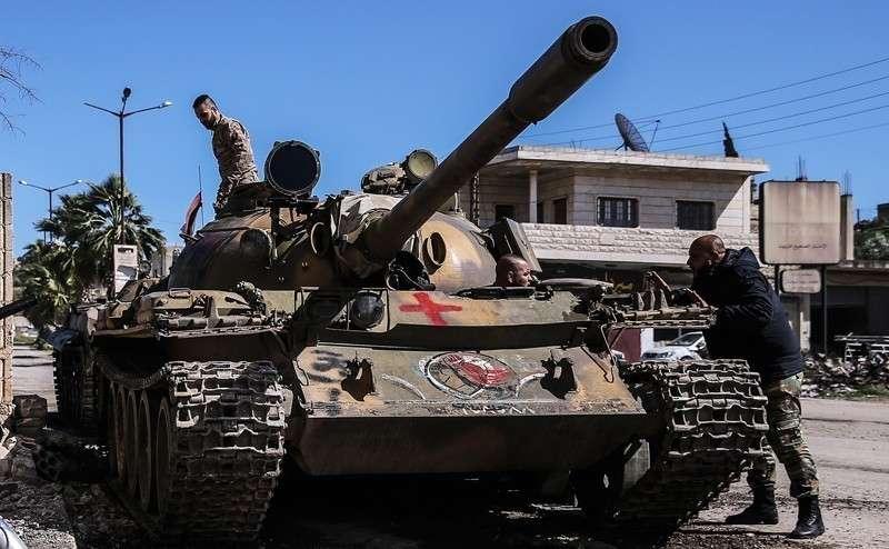 Кто убивает бойцов русских ЧВК в Сирии?