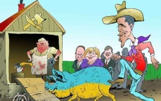 США превращают Украину в свою «аграрную колонию»