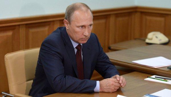 Владимир Путин: кризис на Украине используется для реанимации НАТО