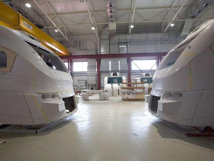Цех систем рельсового иколесного транспорта открыт воВладимирской области