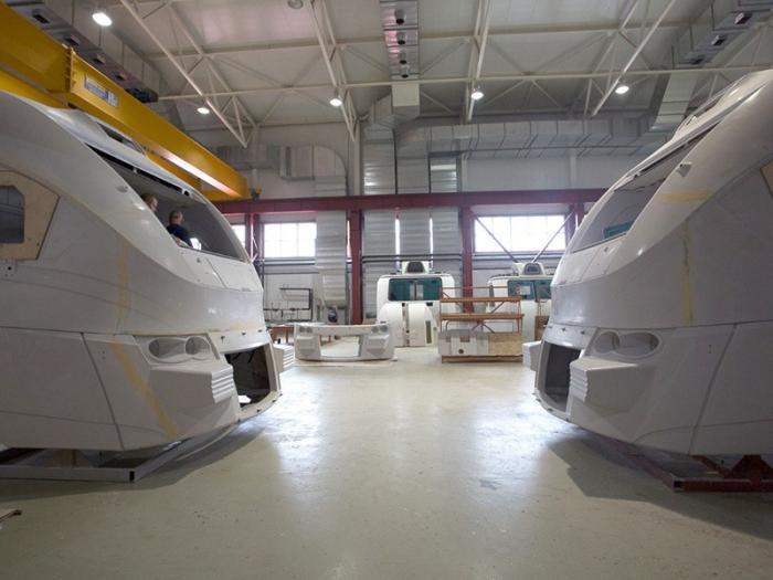 Во Владимирской области открыли цех по производству рельсового иколесного транспорта