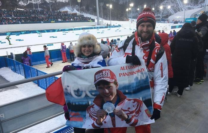 Мнения русских болельщиков приехавших поболеть на Олимпиаду-2018