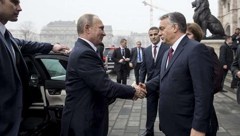 Новый Мировой Порядок разрушают изнутри «маленькие Путины»