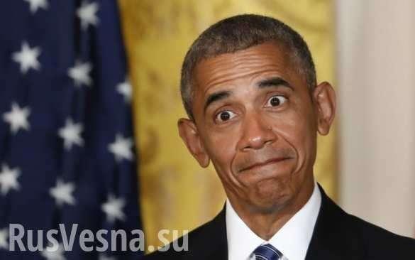 Бараку Обаме тоже прислали порошок в конверте | Русская весна