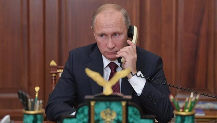 Подробности разговора Владимира Путина и Порошенко