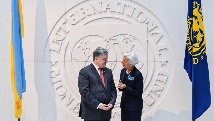 Почему миссия МВФ в Киеве невыполнима? Долговая каббала