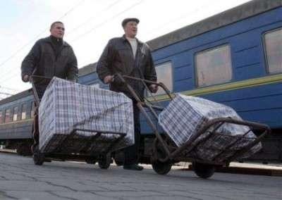 Украинских нелегальных гастарбайтеров выдворили со стройки в Крыму