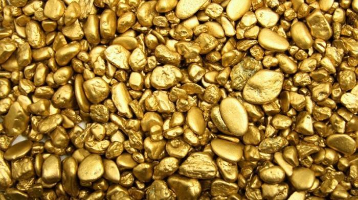 Россия нарастила производство золота на 6,4%