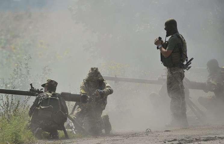 В Раду внесен законопроект об амнистии военнослужащих за  преступления в ходе АТО