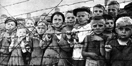 Латвийские нацисты стараются представить концлагерь Саласпилс «детским санаторием»