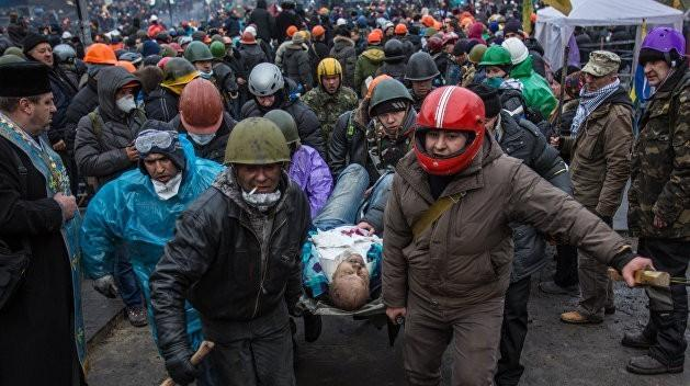 Пётр Порошенко и грузинские снайперы майдана: последняя соломинка
