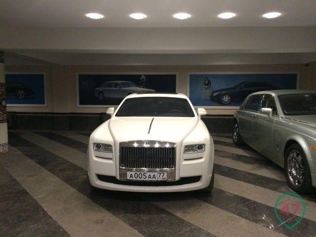 Министр образования Дагестана Шахабас Шахов удивил всех своей коллекцией автомобилей