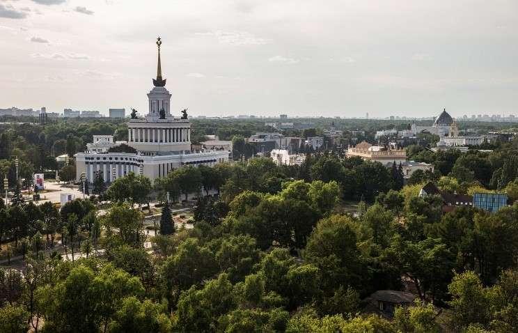 Москва резко улучшила свои позиции в рейтинге самых чистых  регионов России