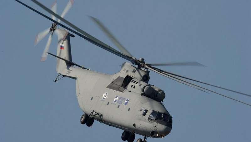 «Корова» на автопилоте. Что известно о новом тяжелом вертолете Ми-26Т2В