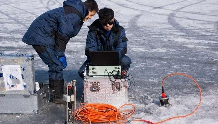 В России создали уникальную подлёдную связь для Арктики