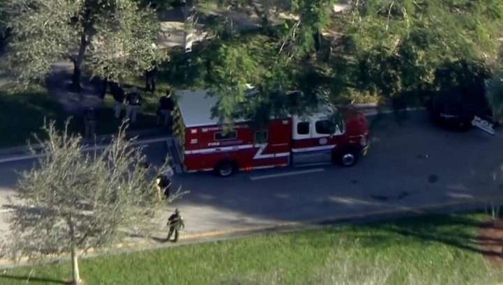 Стрельба в США: в школе штата Флориды 17 жертв