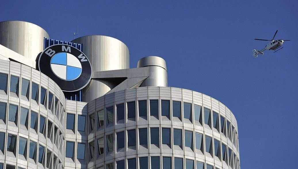 Немецкий концерн Немецкий концерн BMW построит в России завод полного цикла
