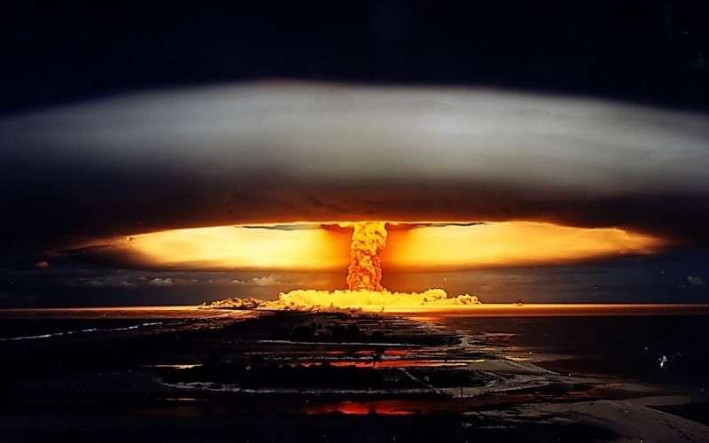 Как на Ближнем Востоке относятся к оружию массового поражения. Поучительная история