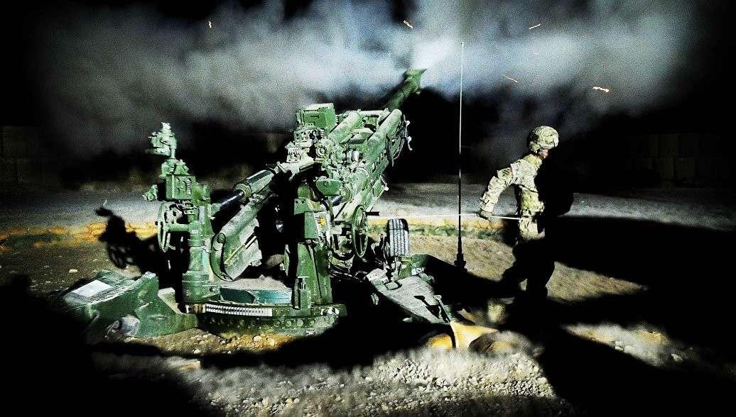 США начали подготовку к масштабной наземной войне